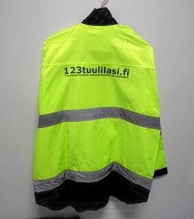 Keltainen takki 123tuulilasi