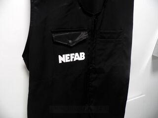 Lämpösiirtö painatus NEFAB