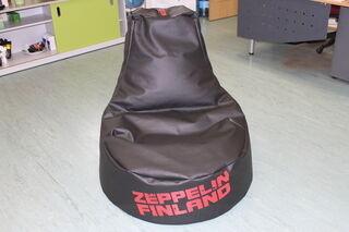 Selkänojainen säkkituoli Zeppelin Finland