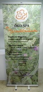 Classic Roll Up 850x2000 mm Öko Spa