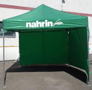 3x3 Pop up teltta Nahrin