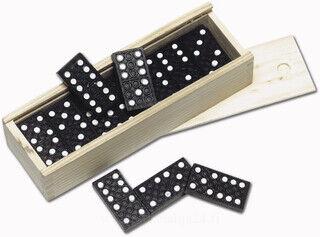 Domino peli.