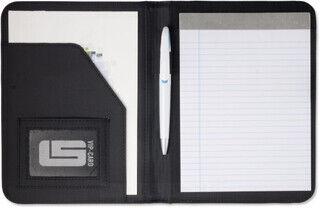 A5 PVC folder.