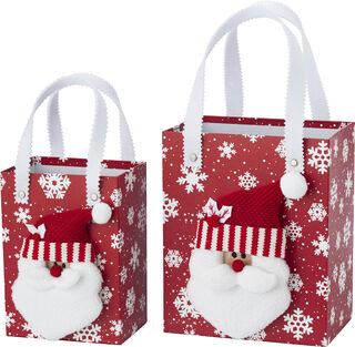 setti of Christmas decoration boxes