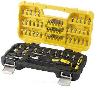75 piece screwdriver set