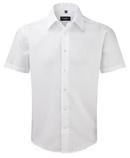 Men´s Short Sleeve Tailored Ultimate Non-iron