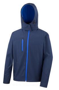 TX Performance Hooded Softshell Jacket 3. kuva