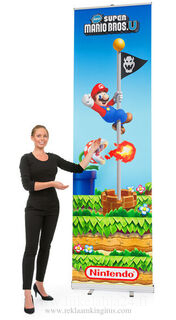 Roll-Up Classic High 1200x3000mm