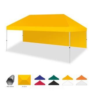4x6 Pop Up teltta
